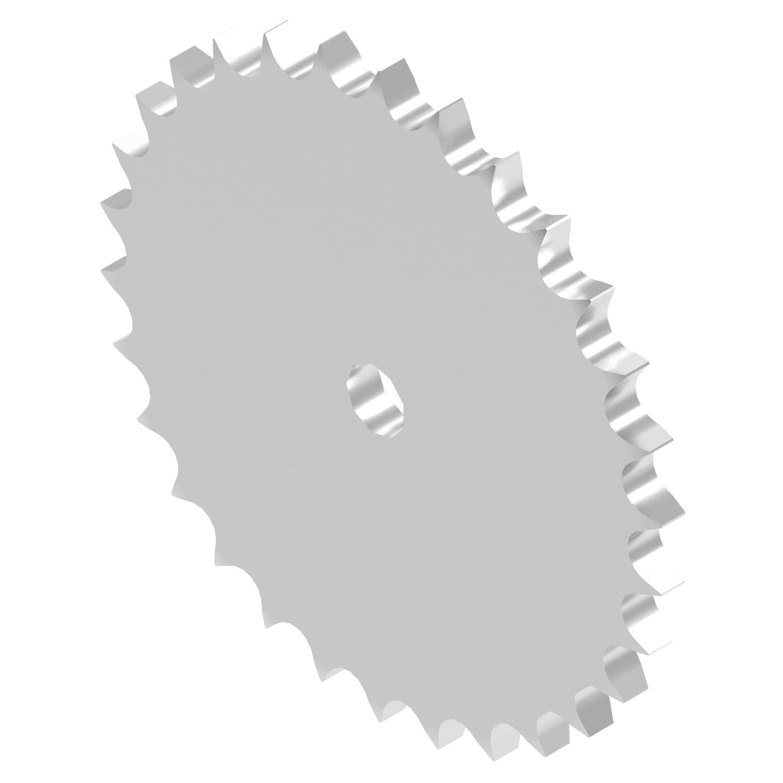 05B-1-13 13 Dents 8mm Acier Rouleau Chaîne Pignon Simplex Préalésage